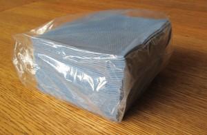 1/4 Fold Wipers