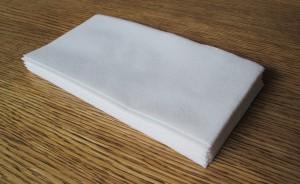 1/6 Fold Guest Towel