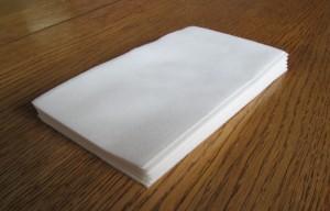 1/8 Fold Guest Towels
