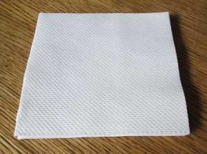 Embossed Tissue